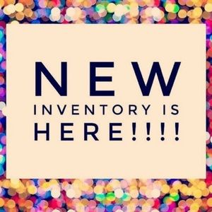 💥💥NEW INVENTORY IS HERE 💥💥